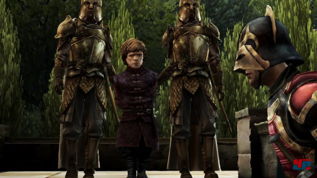 Screenshot - Game of Thrones - Episode 3: The Sword in the Darkness (iPad) 92502867