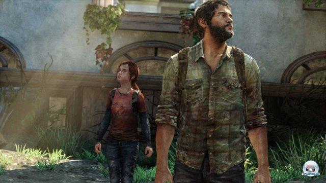 <b>Platz 4: The Last of Us</b><br><br>  Auch Naughty Dog zeigte nur bekannte Szenen, unsere Vorfreude ist aber nach wie vor ungebrochen. In einem Bericht vom Drehort konnten wir begutachten, wie viel Sorgfalt Naughty Dog in die Inszenierung steckt. Wenn sich der Überlebenskampf so spannend gestaltet, wie es auf der E3 den Eindruck machte, gibt es ein echtes Survival-Highlight. 2391577