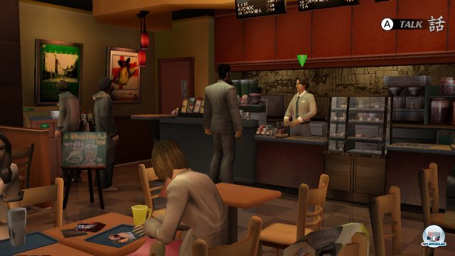 Screenshot - Yakuza 1&2 HD (Wii_U)