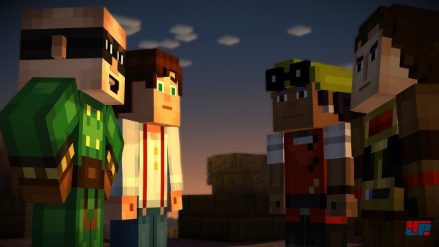 Screenshot - Minecraft: Story Mode - Episode 2: Montage erforderlich (360) 92516464