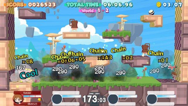Screenshot - Umihara Kawase BaZooKa! (PlayStation4,Switch) 92625557