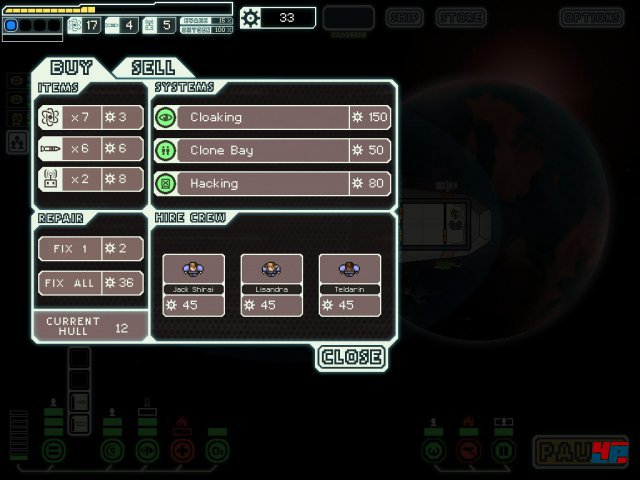 Screenshot - FTL: Faster Than Light (iPad) 92479795