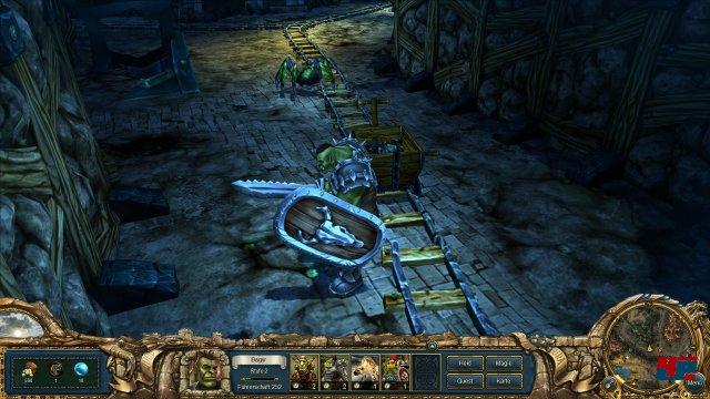 Screenshot - King's Bounty: Dark Side (PC) 92487696