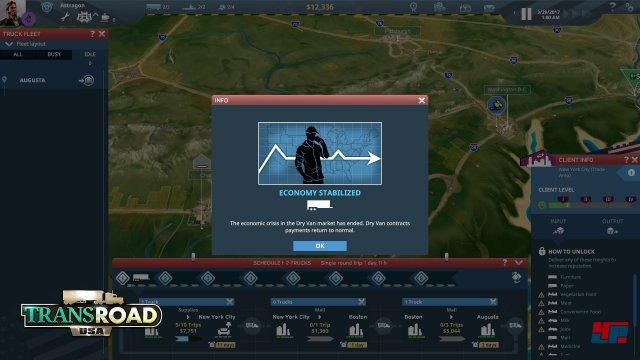 Screenshot - TransRoad: USA (Mac) 92553991
