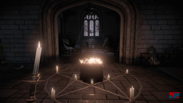 Screenshot - Don't Knock Twice (HTCVive) 92550795