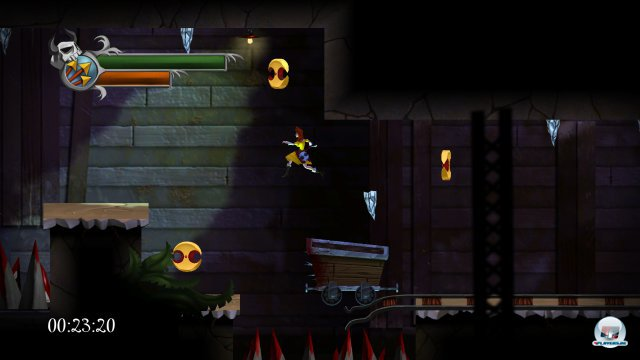 Screenshot - Blood of the Werewolf (PC)