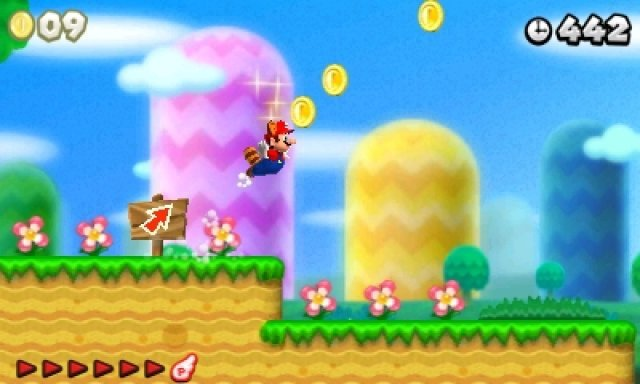 Screenshot - New Super Mario Bros. 2 (3DS) 2361122