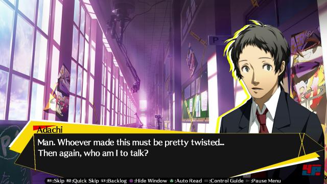 Screenshot - Persona 4: Arena Ultimax (360) 92496385