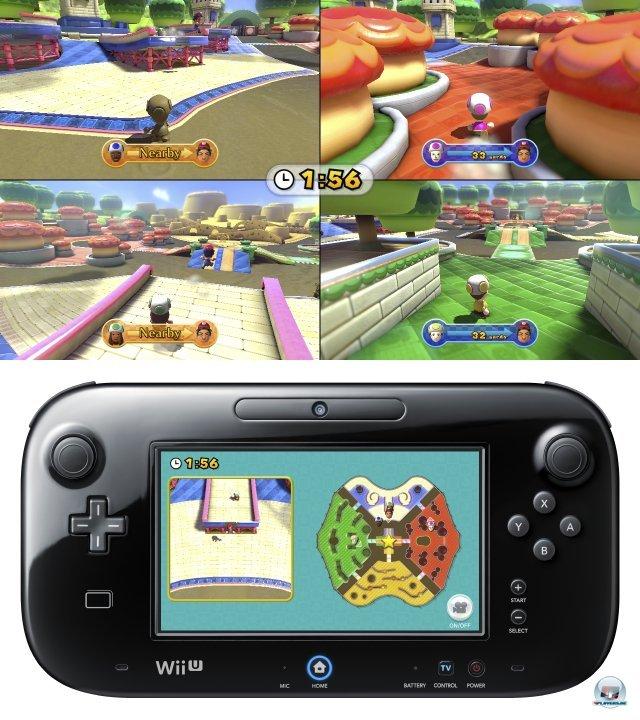 Screenshot - Nintendo Land (Wii_U) 92401197