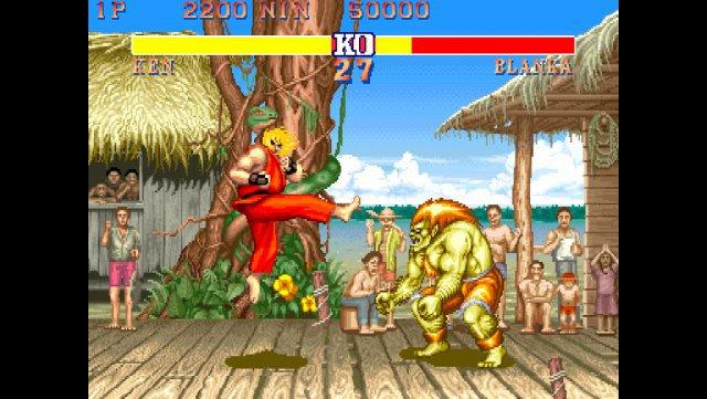 Screenshot - Capcom Arcade Stadium (Switch) 92630939