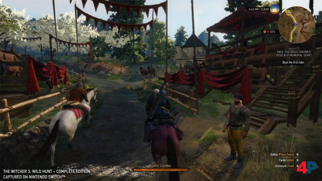 Screenshot - The Witcher 3: Wild Hunt (Switch) 92594254