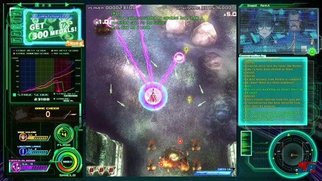 Screenshot - Raiden 5 (XboxOne) 92525994