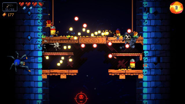 Screenshot - Exit the Gungeon (iPad, iPhone, PC, PS4, Switch, One) 92629094