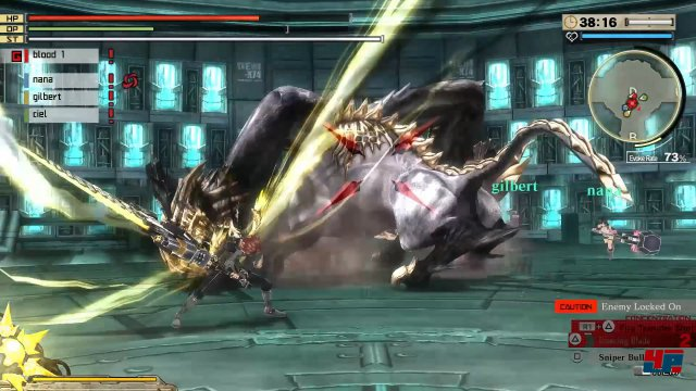 Screenshot - God Eater 2 Rage Burst (PC) 92528209