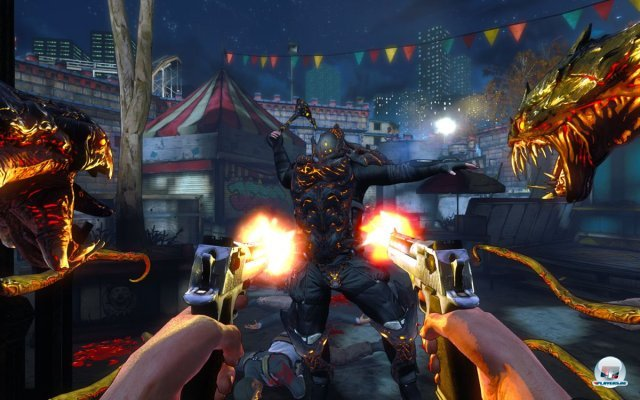 Screenshot - The Darkness II (360) 2293727
