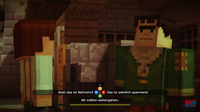Screenshot - Minecraft: Story Mode - Episode 2: Montage erforderlich (360) 92516453