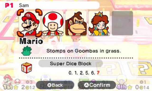 Screenshot - Mario Party: Star Rush (3DS) 92528364