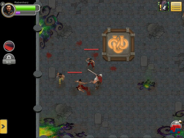Screenshot - Ultima Forever: Quest for the Avatar (iPad) 92476973