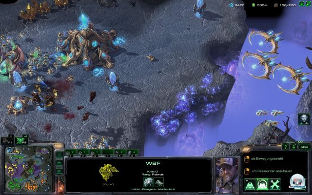 Screenshot - StarCraft 2: Heart of the Swarm (PC) 92457099