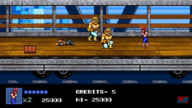 Screenshot - Double Dragon 4 (PC) 92540709