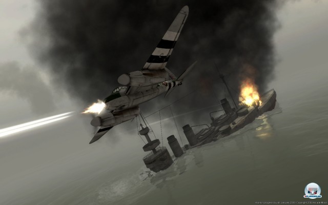 Screenshot - Air Conflicts: Secret Wars (PC) 2234203