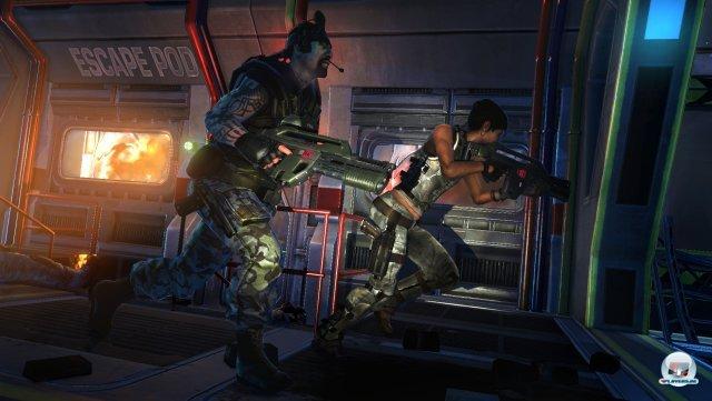 Screenshot - Aliens: Colonial Marines (360) 92414327