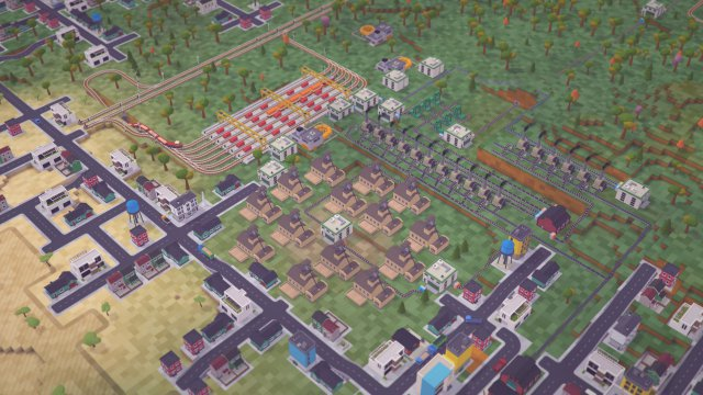 Screenshot - Voxel Tycoon (PC) 92639895