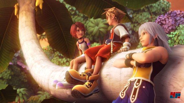 Screenshot - Kingdom Hearts HD 2.5 ReMIX (PlayStation3) 92491477