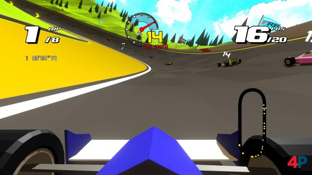 Screenshot -  Formula Retro Racing (PC) 92613405