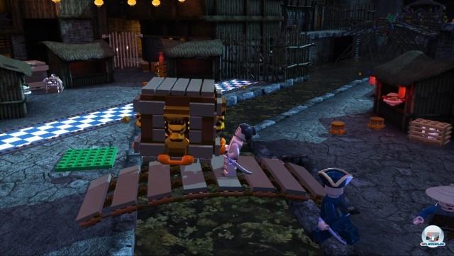 Screenshot - Lego Pirates of the Caribbean - Das Videospiel (360) 2222458