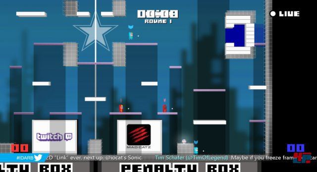 Screenshot - #idarb (XboxOne)