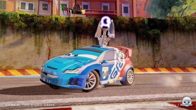 Screenshot - Cars 2: Das Videospiel (PC) 2224352