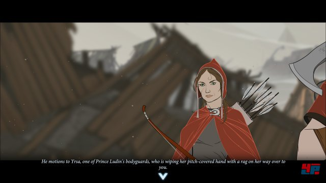 Screenshot - The Banner Saga 2 (PC) 92525009