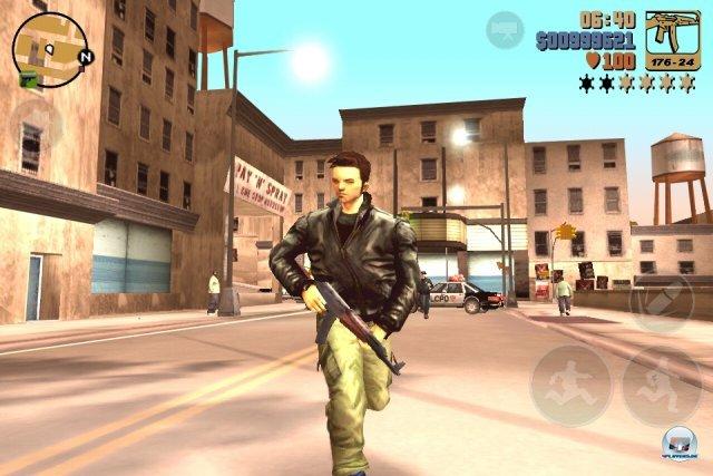 Screenshot - Grand Theft Auto III (iPhone) 2299362