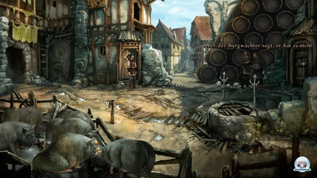 Screenshot - Das Schwarze Auge: Satinavs Ketten (PC) 2319227