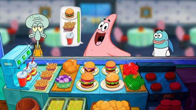 Screenshot - SpongeBob: Krosses Kochduell (Switch)