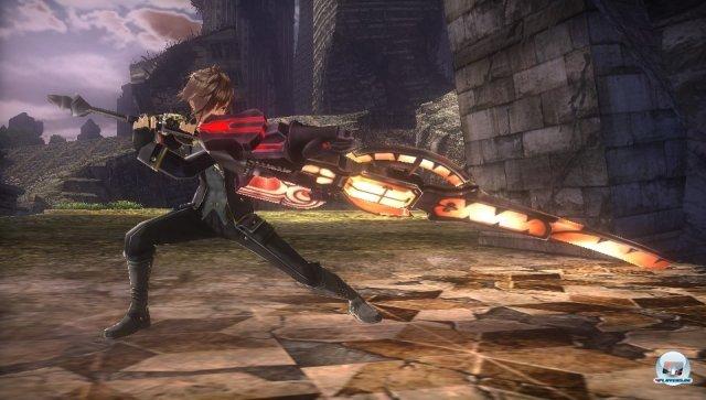 Screenshot - God Eater 2 (PS_Vita) 92456691