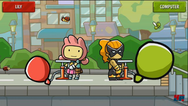 Screenshot - Scribblenauts Showdown (PS4) 92560204