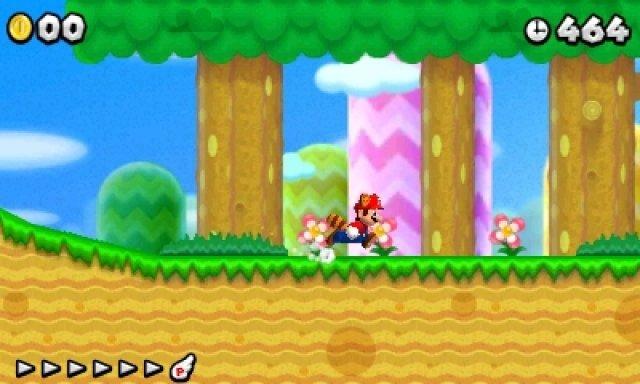 Screenshot - New Super Mario Bros. 2 (3DS) 2373602