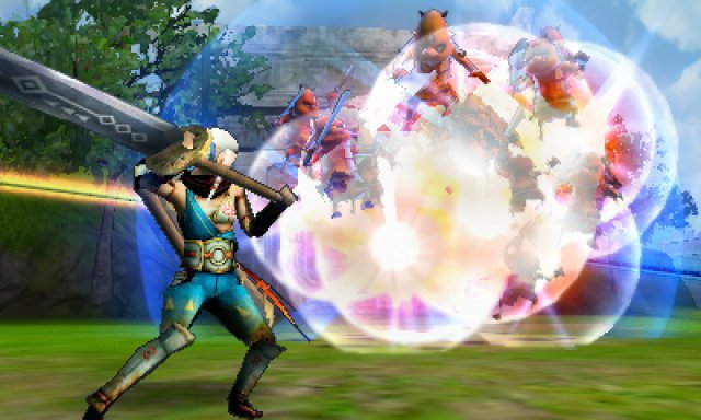 Die bekannten Kämpfer wie Impa, Zelda, Shiek oder Midna bekommen eine Hand voll neuer Kollegen zur Seite gestellt.