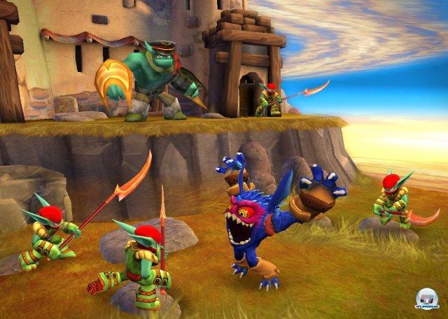 Screenshot - Skylanders: Giants (Wii_U) 92426947