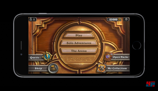 Screenshot - Hearthstone: Heroes of Warcraft (Android) 92503136