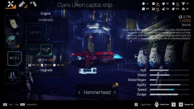 Screenshot - Aquanox Deep Descent (PC)