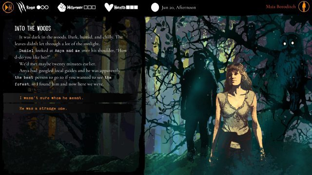 Screenshot - Werewolf: The Apocalypse - Heart of the Forest (PC) 92626564