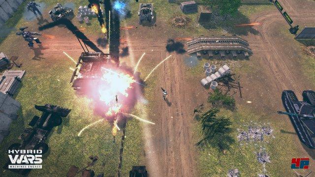 Screenshot - Hybrid Wars (PC) 92534683