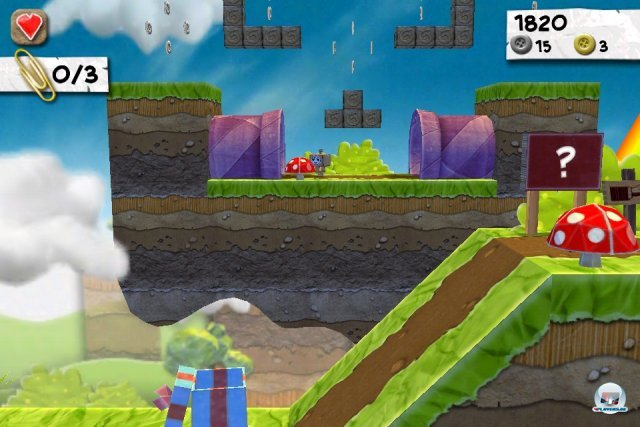 Screenshot - Paper Monsters (iPhone) 2316472