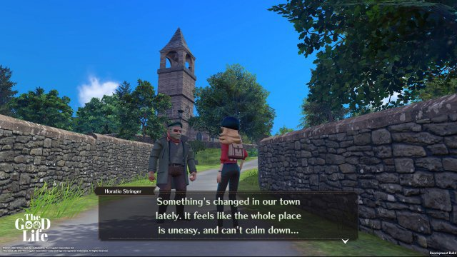 Screenshot - The Good Life (PC, PS4, Switch, One) 92630241