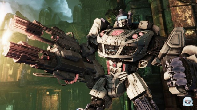 Screenshot - TransFormers: Untergang von Cybertron (360) 2390357