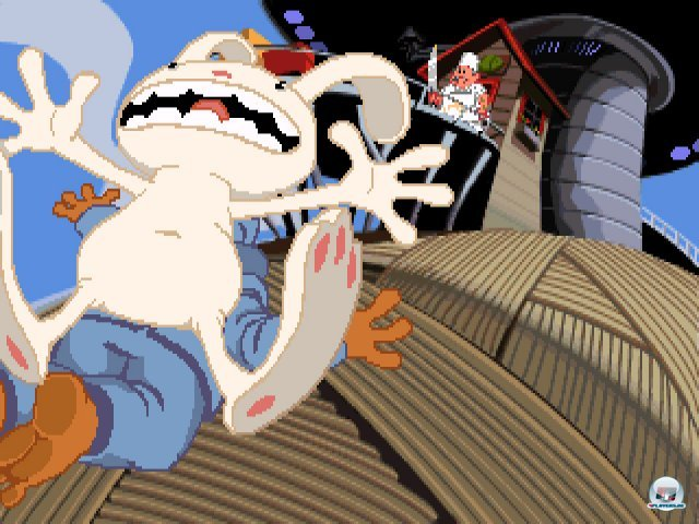 Screenshot - Sam & Max Hit the Road (PC) 92431782