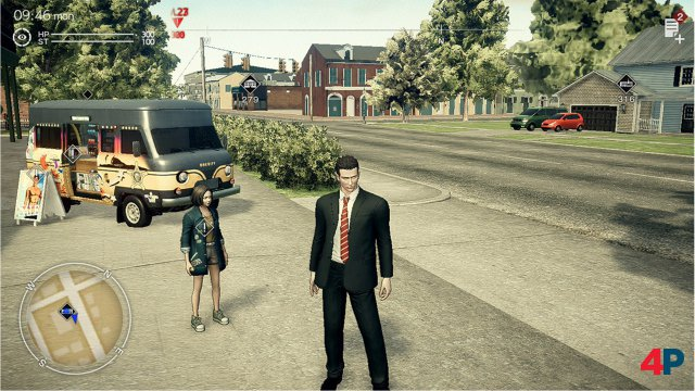 Screenshot - Deadly Premonition 2: A Blessing in Disguise (Switch)